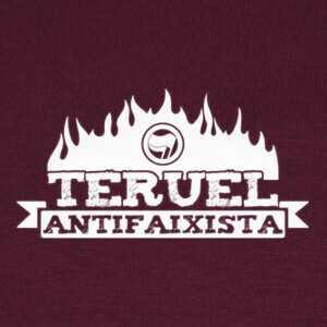 Tee-shirts Teruel Antifaixista