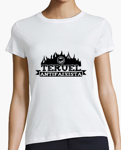 Teruel antifaixista t-shirt