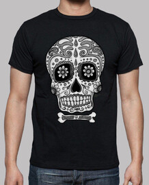 teschio messicani in bianco e nero !!!