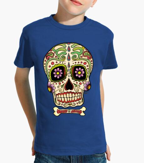 Abbigliamento bambino teschio messicano !!!