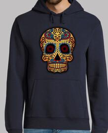 teschio messicano tribale !!!