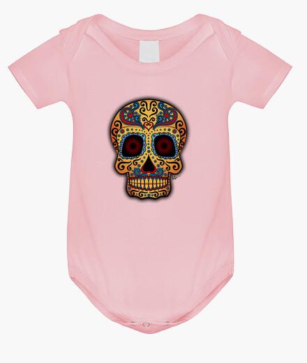 Abbigliamento bambino teschio messicano tribale !!!
