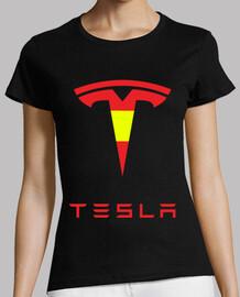 Tesla España y logo