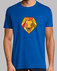 testa di leone basso poligono