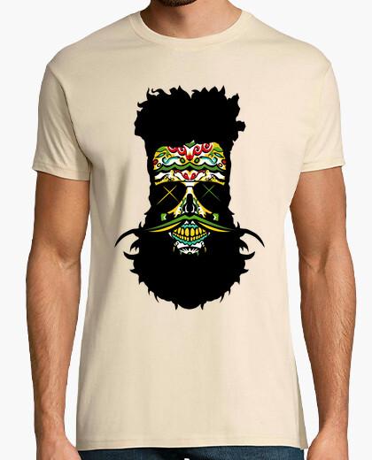 T-shirt Testa di morte messicana