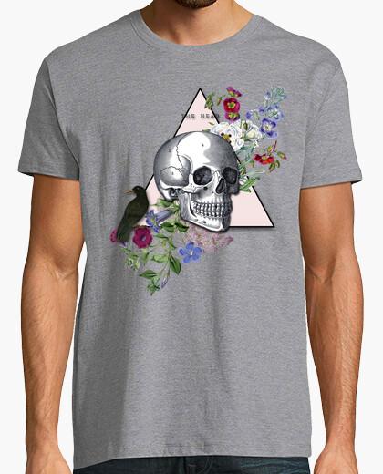 T-shirt testa teschio