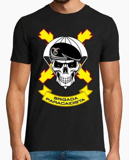 Tee-shirt Tête de mort brigade mod.8