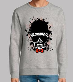 Tete de mort Hipster Skull nº 1091438