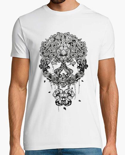 Tee-shirt Tête de mort mexicain