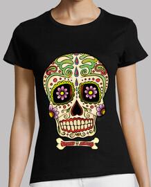 Tête de mort mexicaine !!!