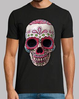 Tête de mort mexicaine réelle !!!