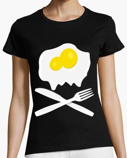 Camiseta Tête d'oeuf