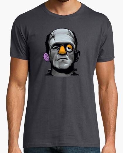 Tee-shirt tête mr frankie