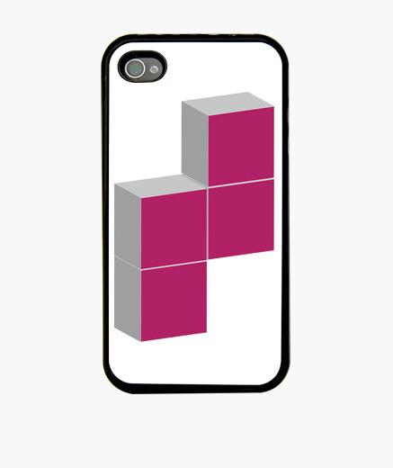 Funda iPhone Tetris