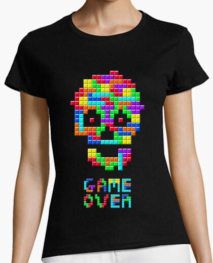 Tee-shirt Tetris