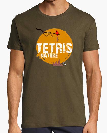 Camiseta Tetris Nature
