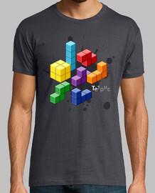 Tetris Retropixel Dark