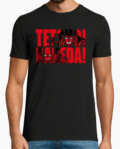 Tee-shirt Tetsuo! Kaneda!