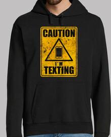 textos d'avertissement (rouillé)