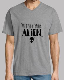 tfaire will redo alien