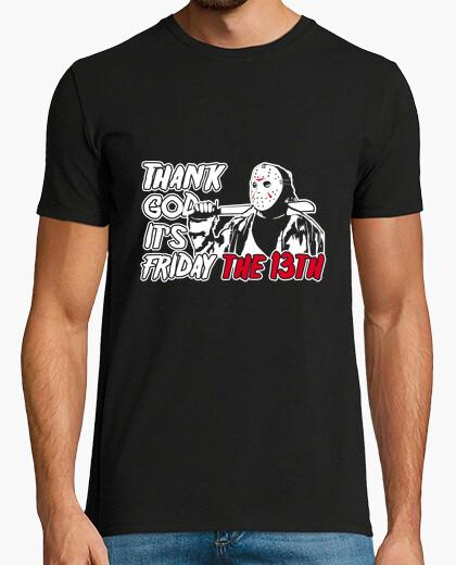 Camiseta tgif13th