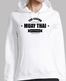 Thai boxing - kickboxing