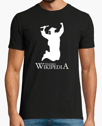 T-shirt Thanks Wikipedia