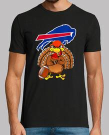 Thanksgiving Funny Turkey Football Team
