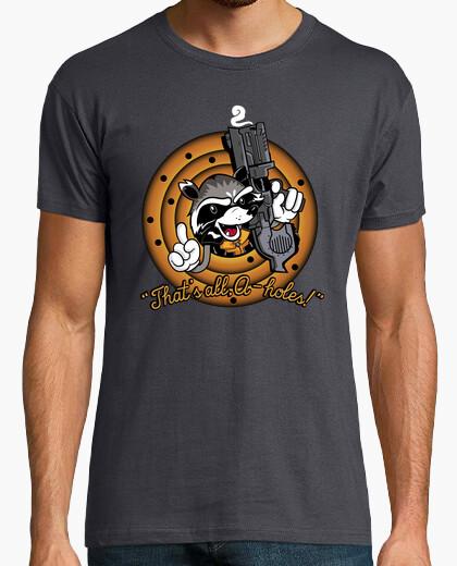 Camiseta That´s All, A-Holes! (Humo Blanco)