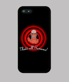 that's all humans! case iphone