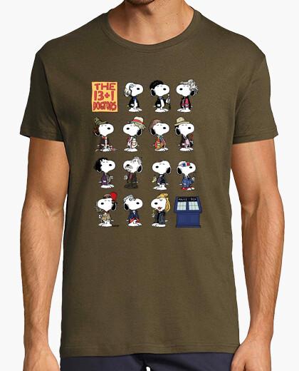 The 13 plus 1 dogtors t-shirt