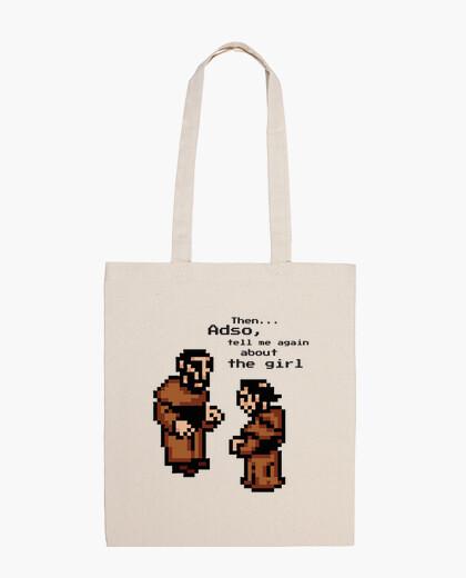 Borsa The abbey of crime bag