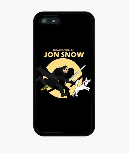 Funda iPhone THE ADVENTURE OF JON SNOW