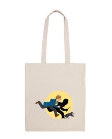 the adventures of newt scamander bag
