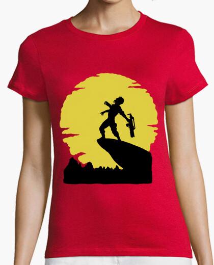 Camiseta The Alien King
