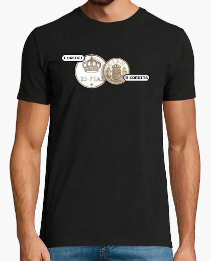 Camiseta The Arcade Food