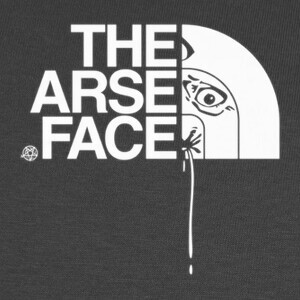 Camisetas The Arse Face