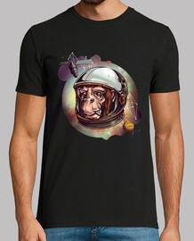 The Astronaut Monkey