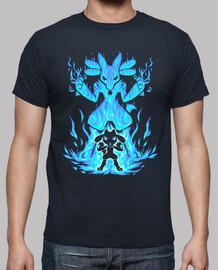 the aura within - mens shirt