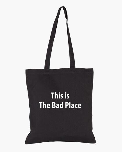 Bolsa The Bad Place