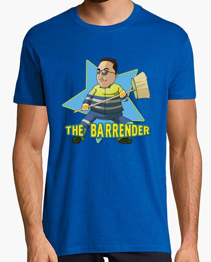 Camiseta The Barrender