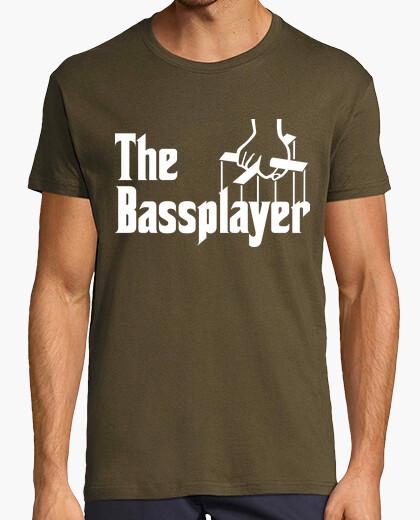 Camiseta The Bassplayer (chicos)