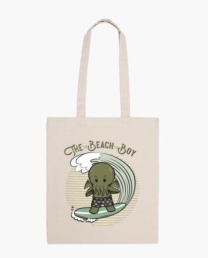 The beach boy cthulhu - geek parody of  bag