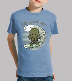 the beach boy cthulhu - geek parody of