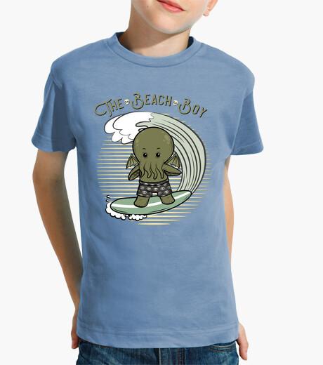 Ropa infantil the beach boy cthulhu - parodia friki d