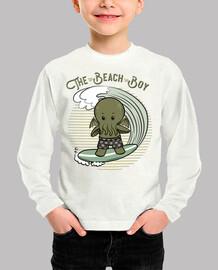 the beach boy cthulhu - parodia friki d