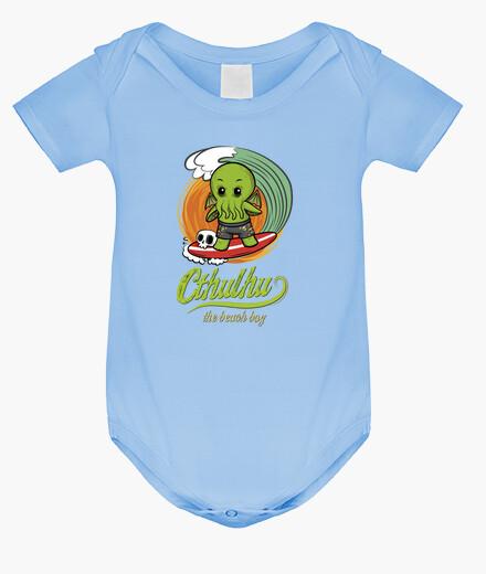 Ropa infantil the beach boy cthulhu - parodia warcraft