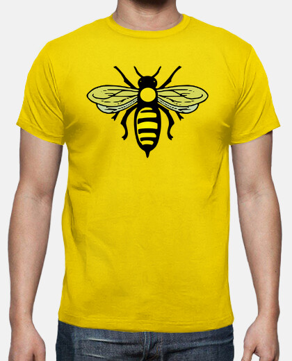 Camisetas The bee.
