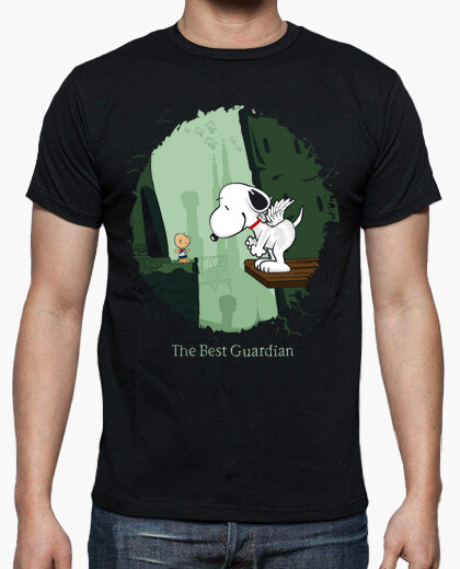 Camiseta The Best Guardian