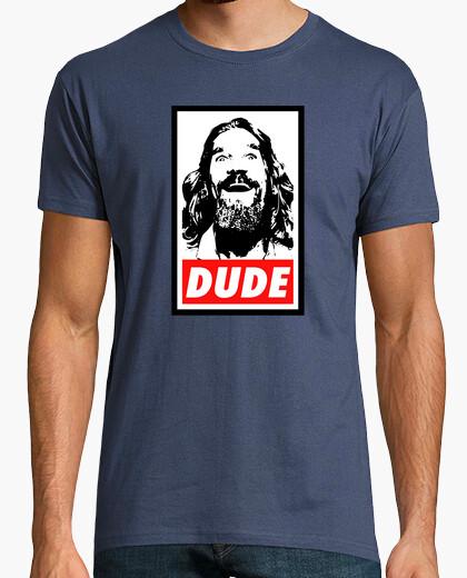 Tee-shirt the big lebowski